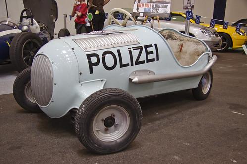 """Polizei"" pedal car (7580)"