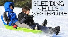 Sledding Hills in Western MA