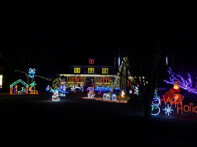 Upstate Christmas Light Spectacular – Random Connections