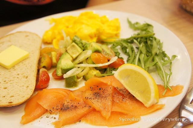 8. salmon platter