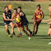 Mortlock League 2017 Round 4