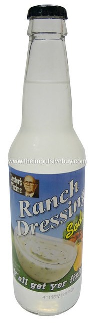 Lester's Fixins Ranch Dressing Soda