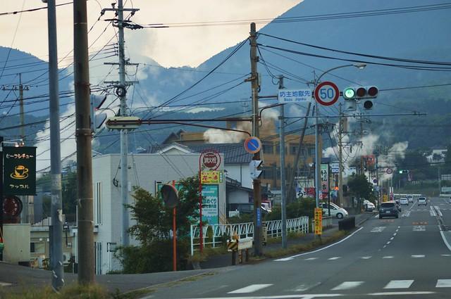 streets of beppu