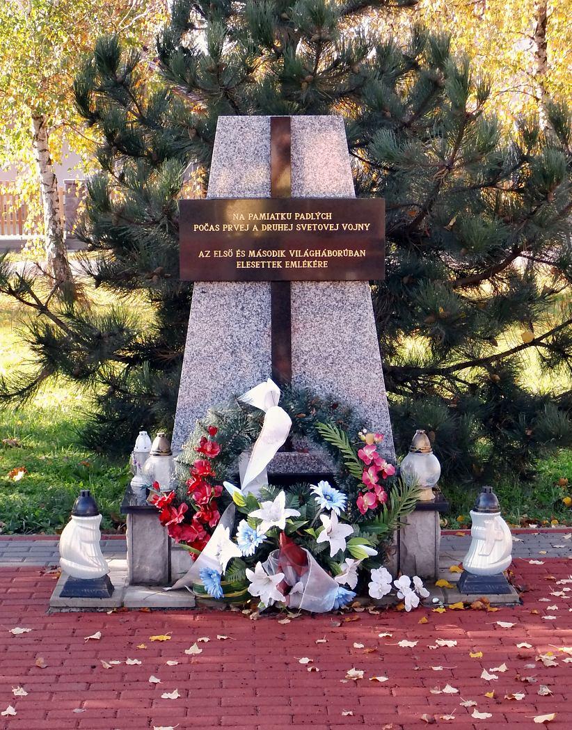 Pamätník padlým