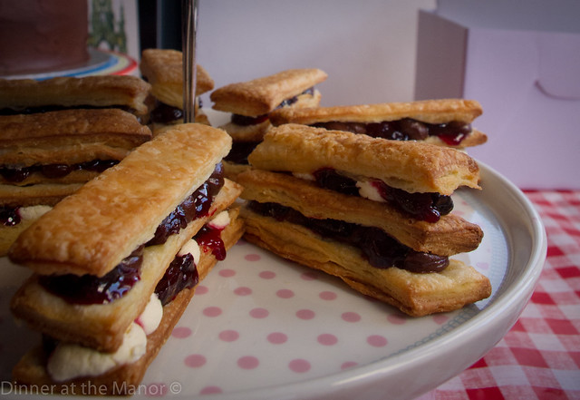 Black Forest Millefeuille