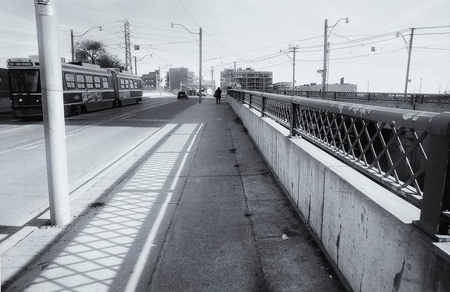 Bridge at River Street