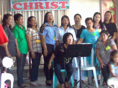 God is Alive by joy san gabriel