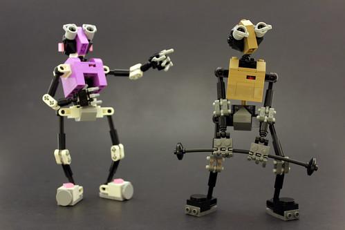 E-MOTE: Bot-y Building by Legohaulic