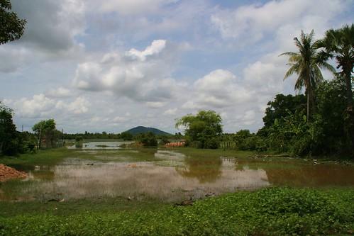 Cambodia on the road by kbakar