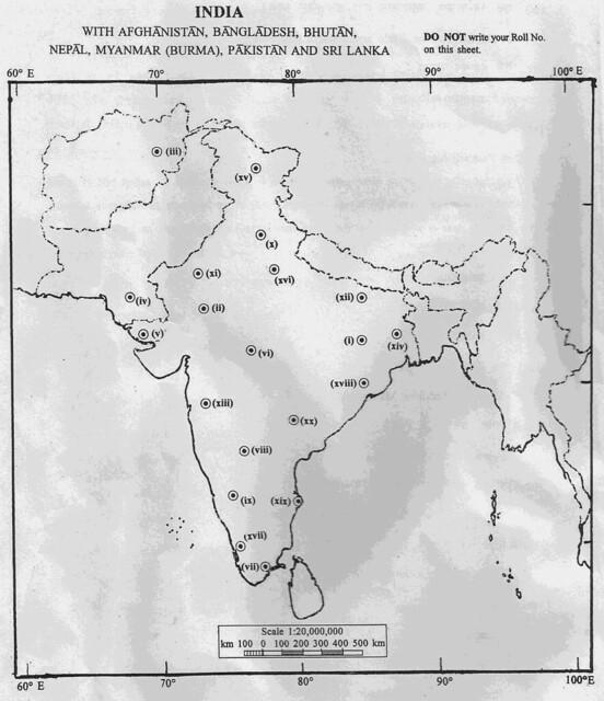 History Mains 2013 Map
