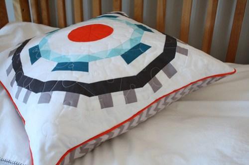 Gear Pillow