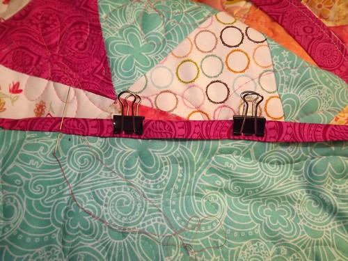 Binding clips