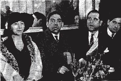 Café La Consigne París abril 1930 Ramón presenta su tertulia parisina Pombo en París 1 Uti 465