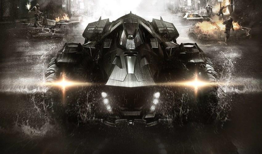 Rocksteady Studios Explains Batmobile's Role In Batman Arkham Knight 1