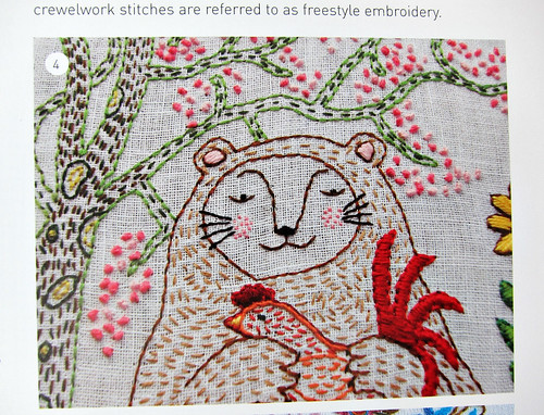 Book review mastering the art of embroidery by sophie
