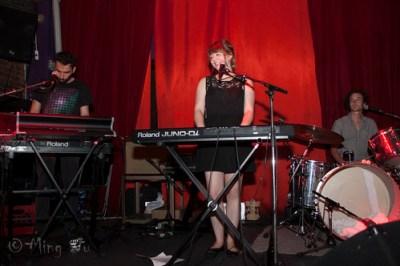 Sarah Bradley @ Mercury Lounge