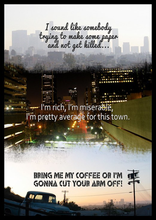 GTA 5 Quote Poster