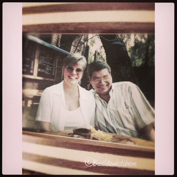 July 30 - friendship {me & my best friend} from 1998 #fmsphotoaday #friendship