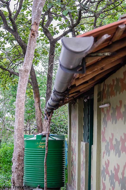 Rain Water Harvesting From Roof