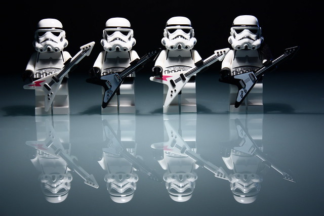 Rocktroopers Guitar Squad