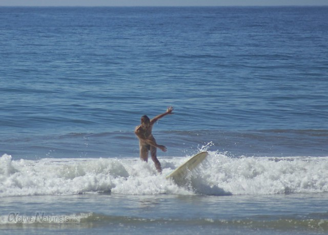 naturist surfers 0001 Blacks Beach, San Diego, CA, USA
