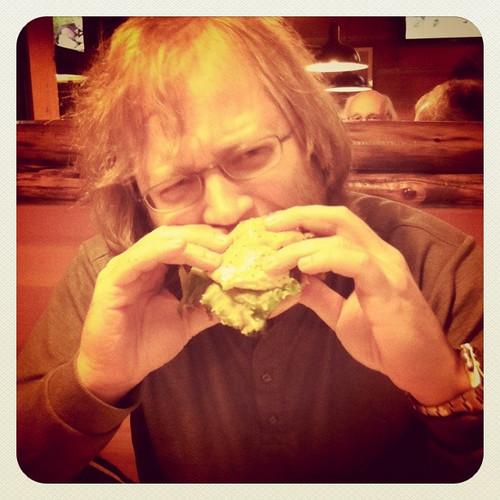 Rob, Sandwich, Man