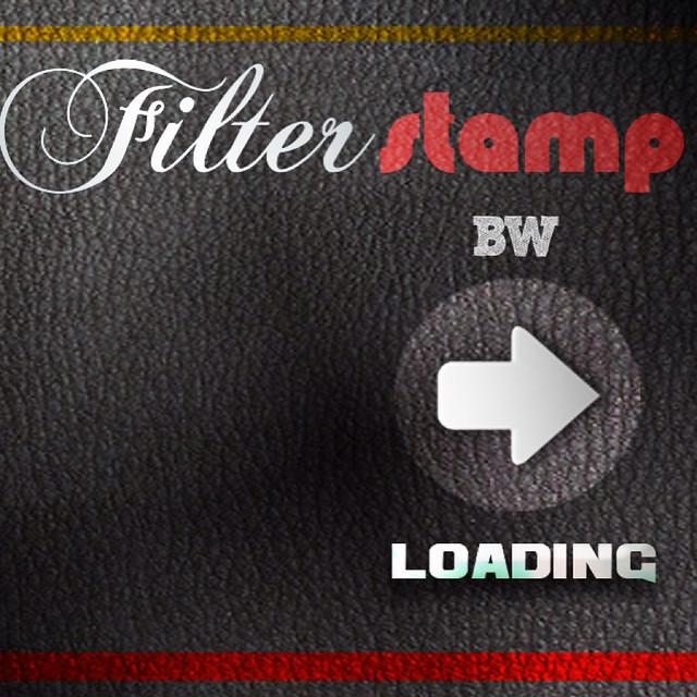 Filter Stamp BW