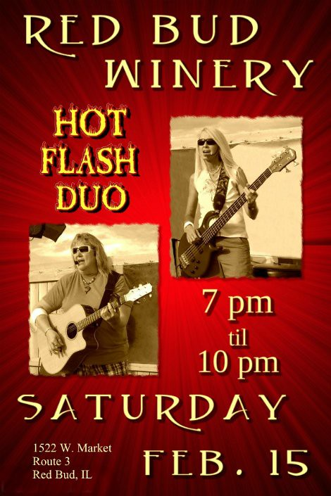 Hot Flash 2-15-14