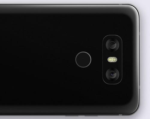 กล้องหลังคู่ 13 ล้านพิกเซลของ LG G6