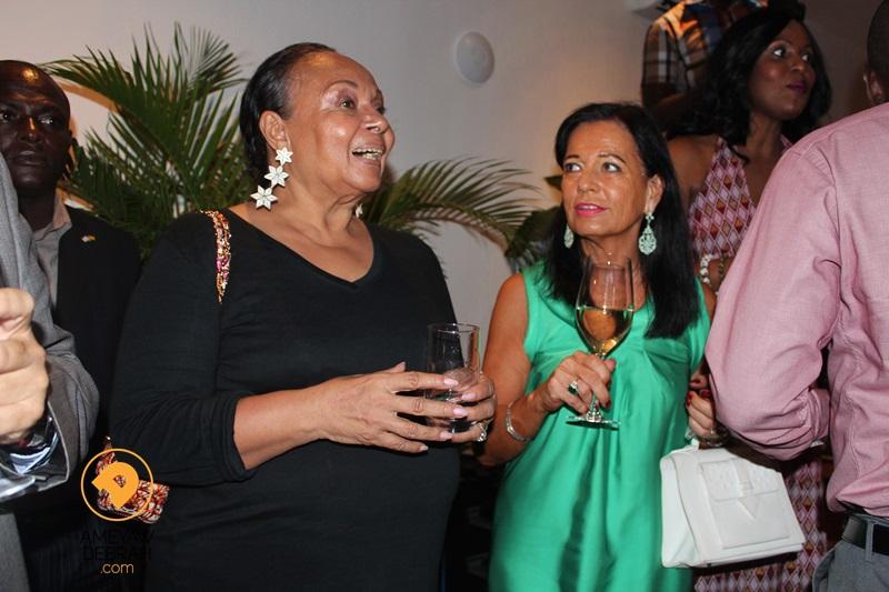 Ghana Must Go book launch accra