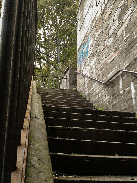 Frankenstein Stairs