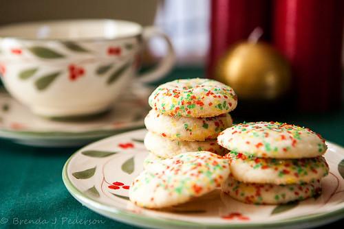 Tennessee Sugar Cookies