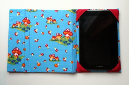 tablet cover / tablethoes