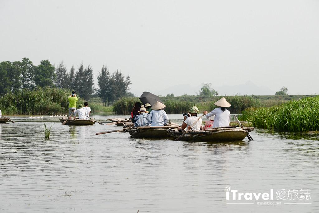 越南宁平游船 Van Long Nature Reserve (31)