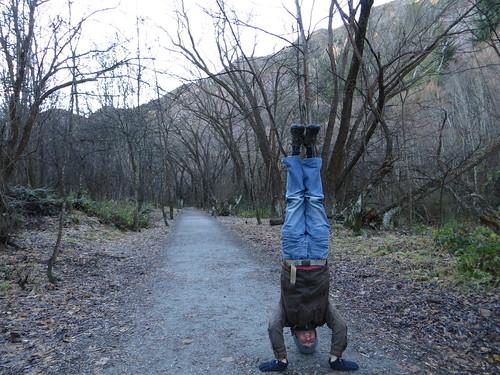 57. isildur's death headstand