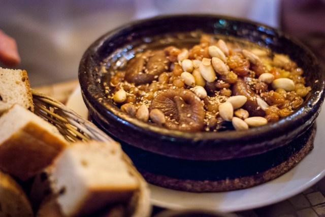 Restaurants in Parijs: kruidige couscous en tagine bij restaurant Le Souk