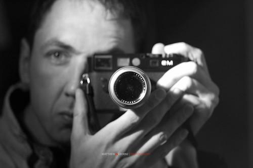 Leica Elmar 135mm