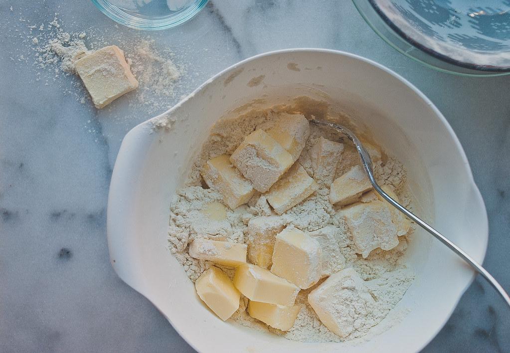 Cranberry Brie Puffs
