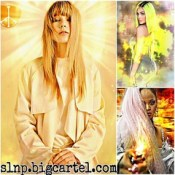 Purchase Taylor Swift's 'LIGHT'☀ 3D Portrait (36in by 48in) In Bio Slnp.bigcartel.com Other 3D Portraits For Sale: Kylie Jenner's 'LIGHTNING'⚡ Rihanna's 'FIRE' 🔥 Selena Gomez's 'FROST' ❄ & Lady Gaga's 'DARKNESS' 🔮 *Serious Inquiries
