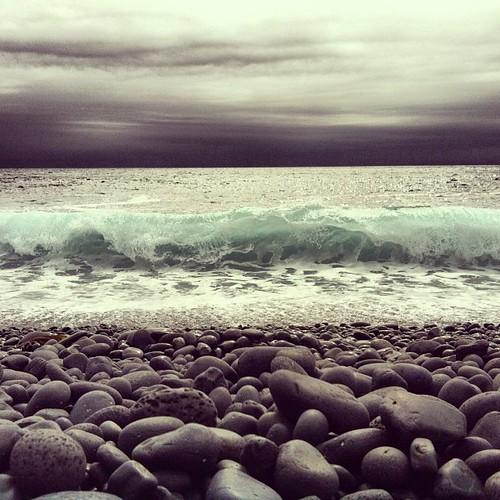 #djúpalónssandur #snæfellsnes #iceland #ocean #rocks