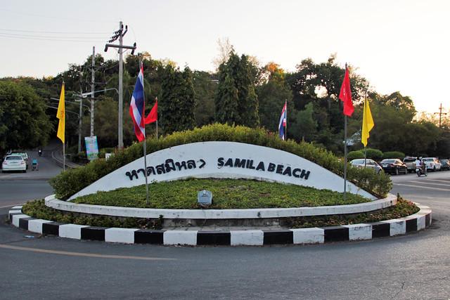 Samila Beach, Songkhla