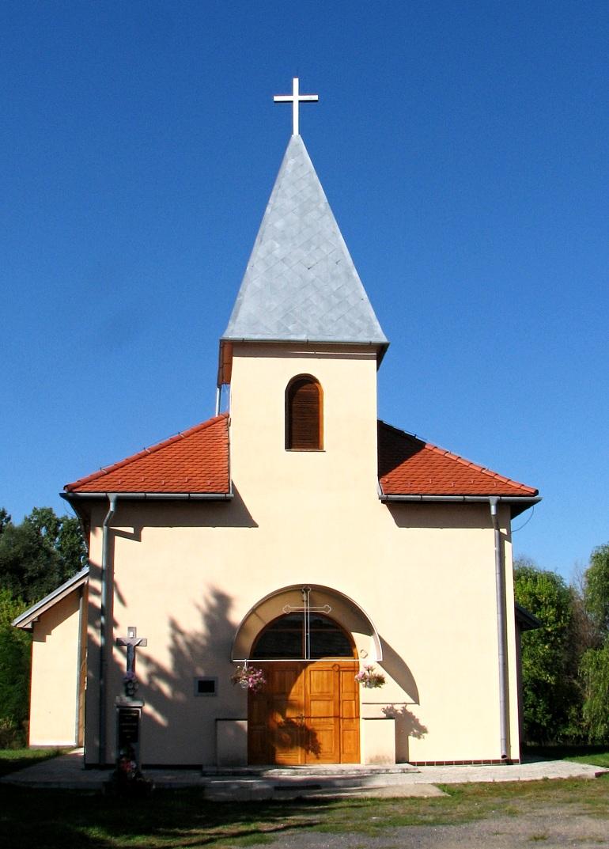 Kostol v Kováčovciach