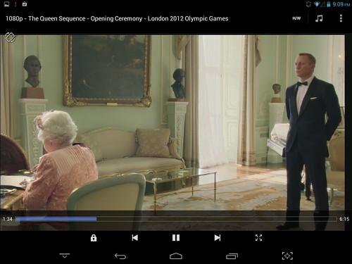 ดูคลิป 1080p บน Mondo Motion 7801Q