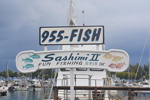 Sashimi II sign