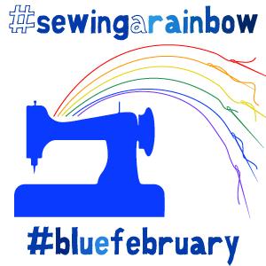 Sew Blue February!