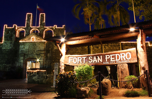 Fort San Pedro Cebu City