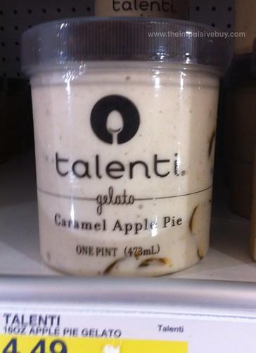 Talenti Caramel Apple Pie Gelato