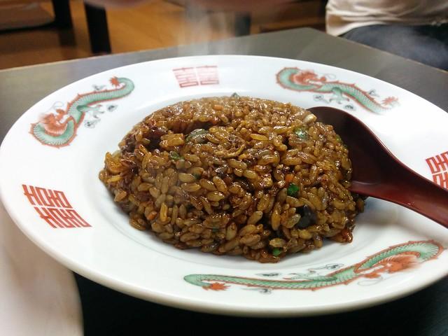 中華料理 眠宝