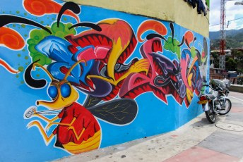 ...... coole graffiti.