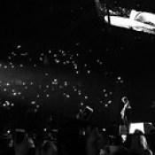 Ed Sheeran concert in Manchester. 22/04/2017.